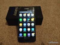 Samsung galaxy s7 edge black like brand new £320