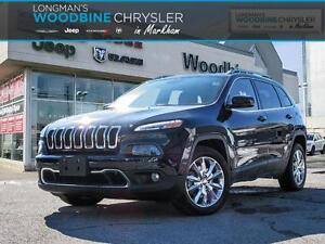 2016 Jeep Cherokee NOT A RENTAL-EXECUTIVE DRIVEN-LOW KMS!!!