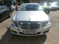 MERCEDES E200 - HK10FWX - DIRECT FROM INS CO