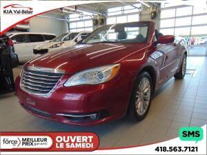2011 Chrysler 200 TOURING* CONVERTIBLE* SIÈGES CHAUFFANTS*