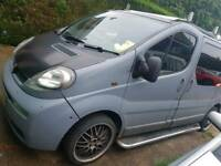 Breaking for parts everything avalible Vauxhall vivaro