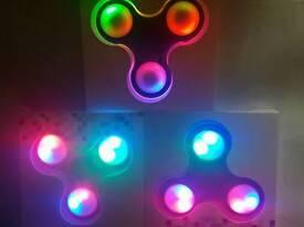 Light Fidget spinner