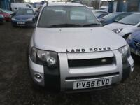 LAND ROVER FREELANDER 2.0 Td4 Freestyle Station Wagon 5dr LOVELY CONDITION, FULL YEARS MOT 2006