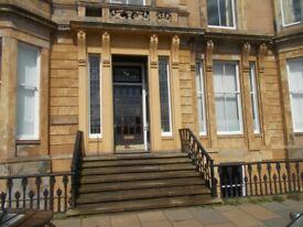 STUDIO FLAT TO LET, Woodlands Terrace G3 6DF- £175.00 PER WEEK