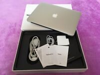 MacBook Pro Retina Display 15'4inch 16GB 2.2 GHz Intel Core i7 Intel Iris Pro