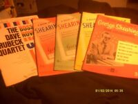 BOOGIE WOOGIE , BRUBECK & SHEARING ? In BOOKS & SHEET MUSIC , SOME RARE PIECES ? ? ?