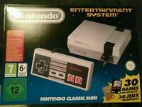 NES CLASSIC BRAND NEW