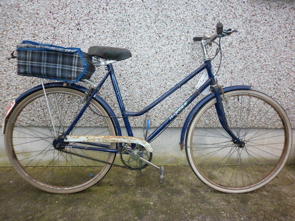 harrier ladies bike