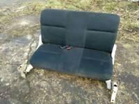 Nissan terrano back seats