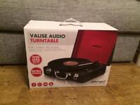Intempo Valise Audio Turntable - New