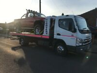 Sprowston recovery, vans and car transport, breakdown recovery