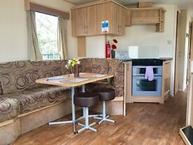 STATIC CARAVAN SALE - FREE 2017 SITE FEES ON THIS MODEL - SEAWICK AND ST OSYTH BEACH - ESSEX