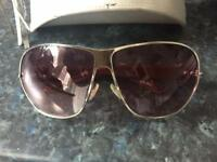 Dior Ladies Aviator Sunglasses