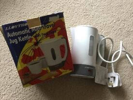 Mini Travel Jug-Kettle with two cups.
