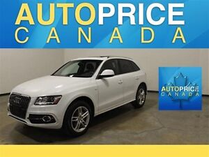 2013 Audi Q5 2.0T|NAVIGATION|PANOROOF