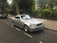 Mercedes SLK 2.0 Just Serviced incl. New Tyres and Brake Discs (2002)