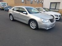 2007 CHRYSLER SEBRING LIMITED 2.0 DIESEL MANUAL