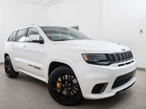 2018 Jeep Grand Cherokee TRACKHAWK SRT 4X4 *FULL* SUPERCHARGED *