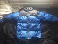 North Face Men's Puffa jacket blue XS