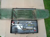 BOC oxygen acetylene kit for all professional welding, brazing, heating and cutting applications.