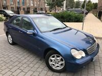 Mercedes-Benz C Class 2.1 C220 CDI Automatic,Diesel,new Mot,service history,hpi clear