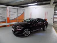 Volkswagen Passat R LINE TDI BLUEMOTION TECHNOLOGY DSG (red) 2016-12-23