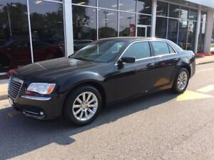 2014 Chrysler 300 Touring Leather Sunroof Chrome Wheels