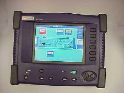 Acterna Jdsu Mts5000e Optical Otdr Mm Sm Dual Fibre Mode Analyzer Same As Exfo