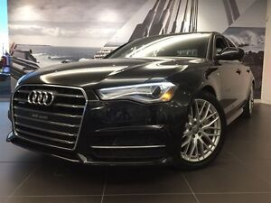 2017 Audi A6 2.0T PROGRESSIV S-LINE