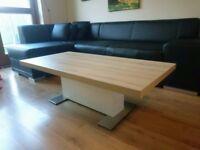 Coffee Table Harveys Vieux Rpr £249