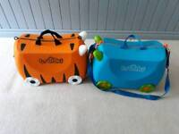 2 x Trunki and 1 x Tidy bag