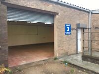 TO LET COMMERCIAL WORKSHOP / RETAIL SPACE / INDUSTRIAL UNIT - PINXTON, NOTTINGHAM, NG16 6NS