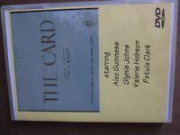 DVD 'The Card' - Original Movie Starring Alec Guinness