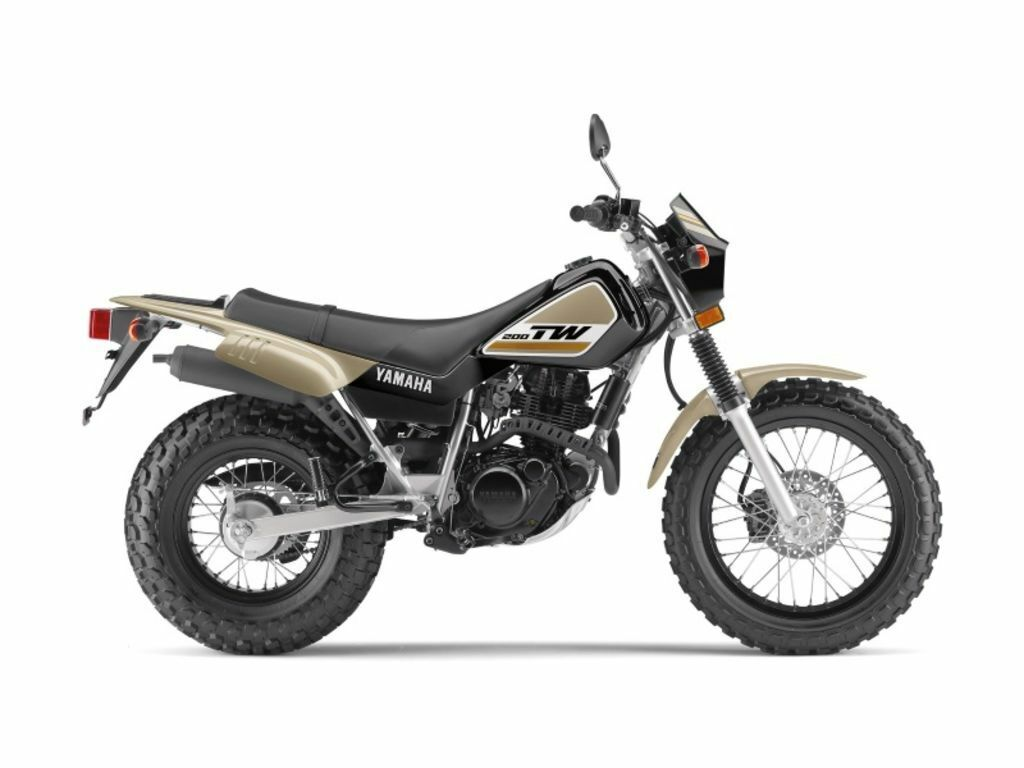 Picture of A 2020 Yamaha TW200