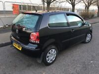 2006/56 Vw polo 1.2 petrol 3 doors cheap car