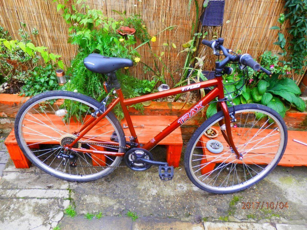 Trax T700 Hybrid Bicycle In Crewe Cheshire Gumtree