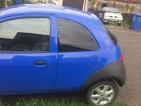 Ford ka for sale 53 plate ideal first car low mileage