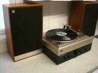 Vintage Hi Fi System