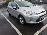 Ford fiesta 1.2 2010 damaged repaired