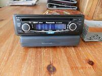 Panasonic CQ-C1323NW Faceoff mod. CD player .