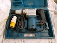 Silverline 110v hammer drill + transformer
