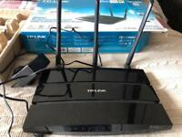 Wireless Dual Band Modem Router - TP Link N600 TD-W9980