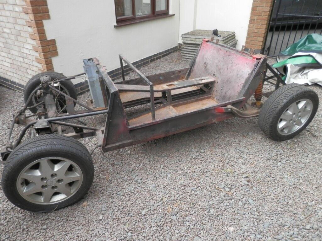 Ginetta G27 wide track rolling chassis  | in Glen Parva, Leicestershire |  Gumtree