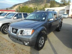 2016 Nissan Frontier PRO-4X CREW CAB 5AT
