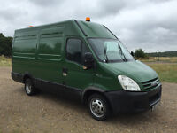 IVECO DAILY 35C12 2007 57 REG 1 OWNER DIRECT FROM MURPHY'S WITH FULL SERVICE HISTORY - DRIVES AS NEW