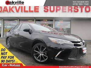 2015 Toyota Camry XSE V6 | SUNROOF | ACCIDENT FREE | ONE OWNER