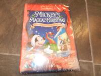 New Mickey's Magical Christmas DVD