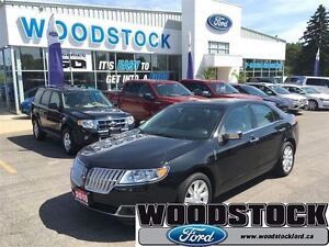 2010 Lincoln MKZ EXTRA CLEAN, MOONROOF