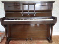 Free to collect. Piano. Seffell & Martin.