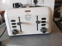 Breville Opula 4 slice toaster
